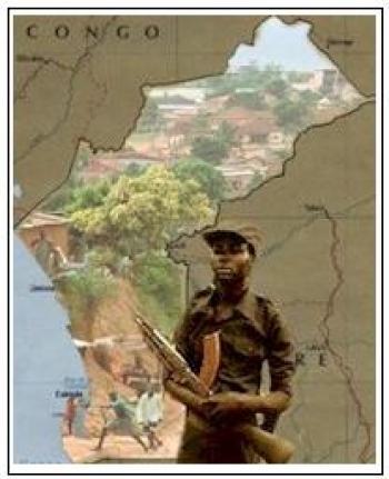 FLEC reivindica morte de três oficiais das FAA em confrontos em Cabinda