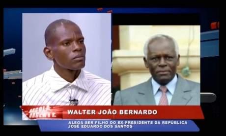 Suposto filho de Ex-Presidente acusa general Zé Maria de prender a sua mãe