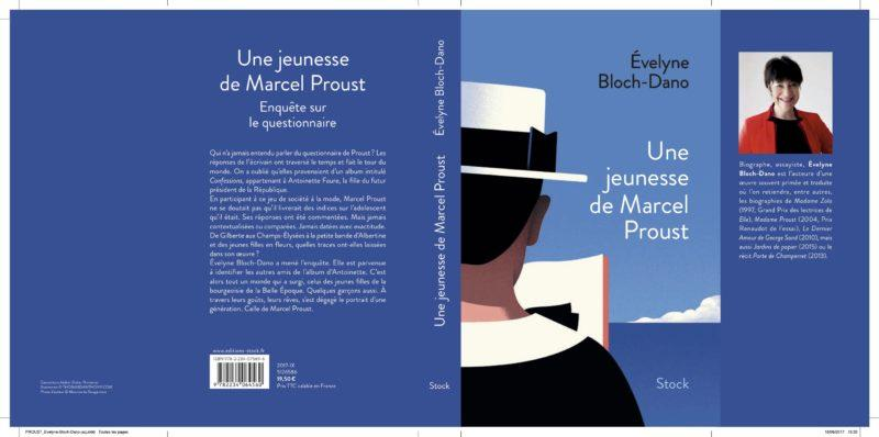 Livre : Une Jeunesse de Marcel Proust, Evelyne Bloch-Dano