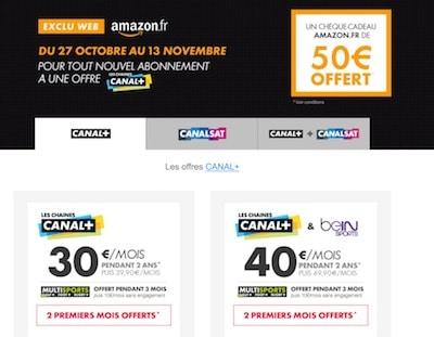 Code Promo Canal Plus R Duction Sur Les Offres Canal