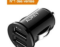 Code promo Aukey réduction sur Amazon