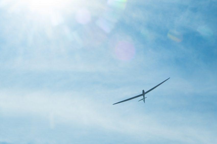 Vol-en-planeur le 12 octobre pour découvrir l'activité