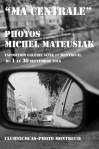 Invitation - Vernissage exposition photo - Jeudi 8 septembre