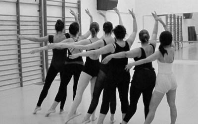 Les adhérentes de la section Danse Classique étaient en stage en juillet