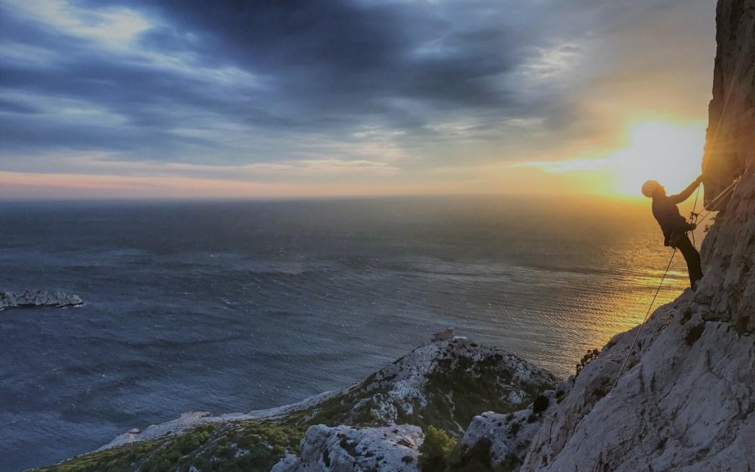 Falaises de Corse et Calanques de Marseille pour terminer la saison escalade