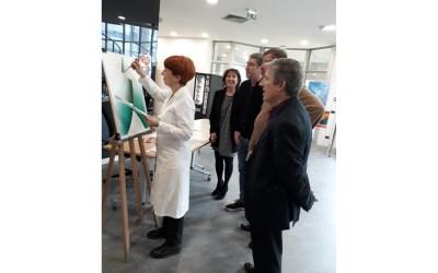 Forum des  sections de Nanterre Picasso autour d'une exposition Peinture et Photos le 27 mars