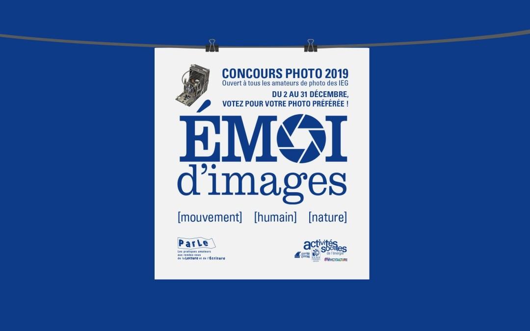 Résultats du concours photo national de la CCAS. Très bon cru pour la section Photo Montreuil