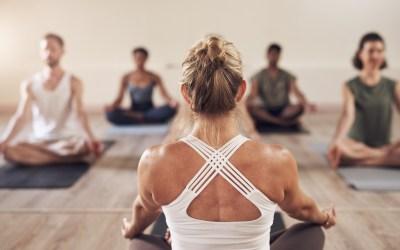 Rejoignez-nous au cours de yoga !