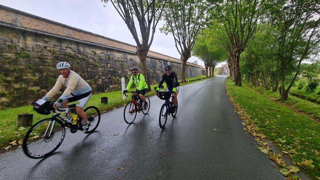 Rouage Charente Maritimes forteresse - Cyclo – Relais Hendaye Nantes 844 km et 4 000 m de dénivelé en juin 2021