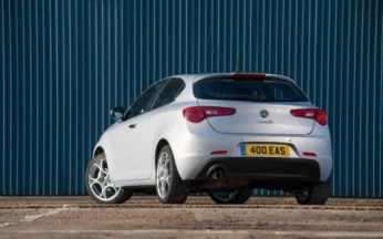 Alfa Romeo Giulietta Business Edition 1
