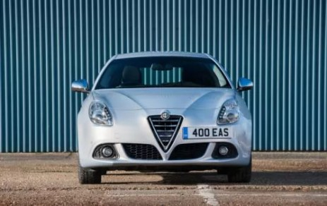 Alfa Romeo Giulietta Business Edition 4