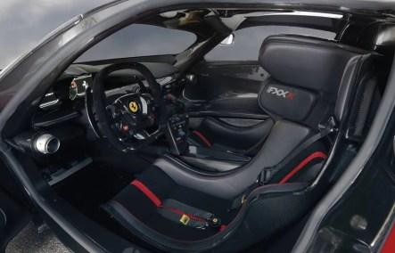 Ferrari FXX-K 4