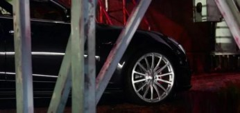 Maserati Ghibli Black Bison Giappone 4