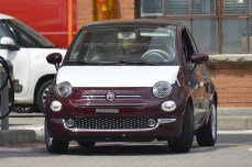 Fiat 500 restyling 1