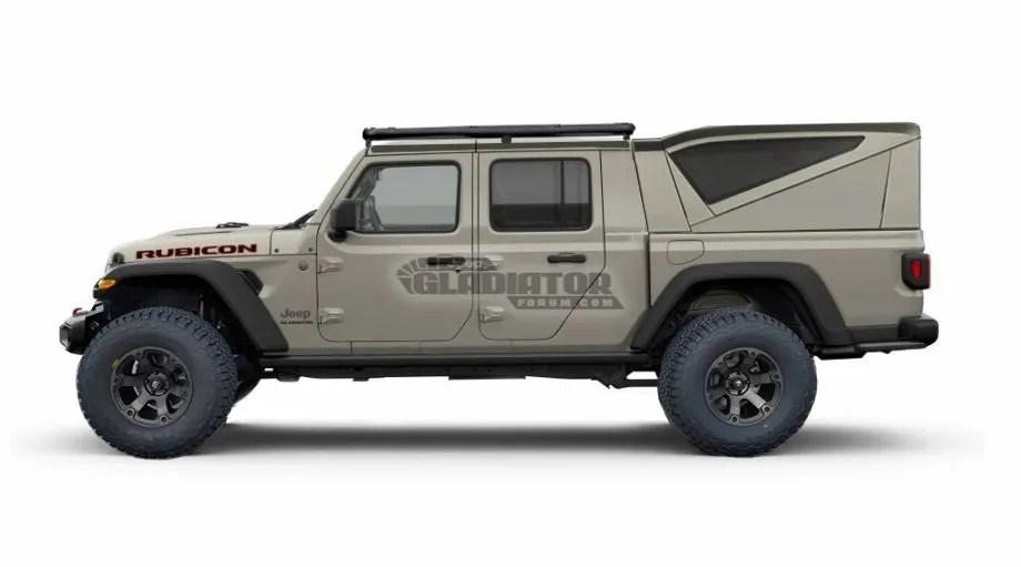 Jeep Gladiator 2020 Reso Il Perfetto Pick Up Per Le