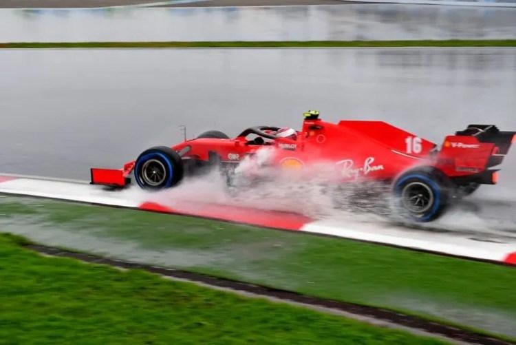 Charles Leclerc: delusione per il quarto posto finale - ClubAlfa.it