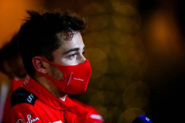 Leclerc - dubbi sulle Sprint Race
