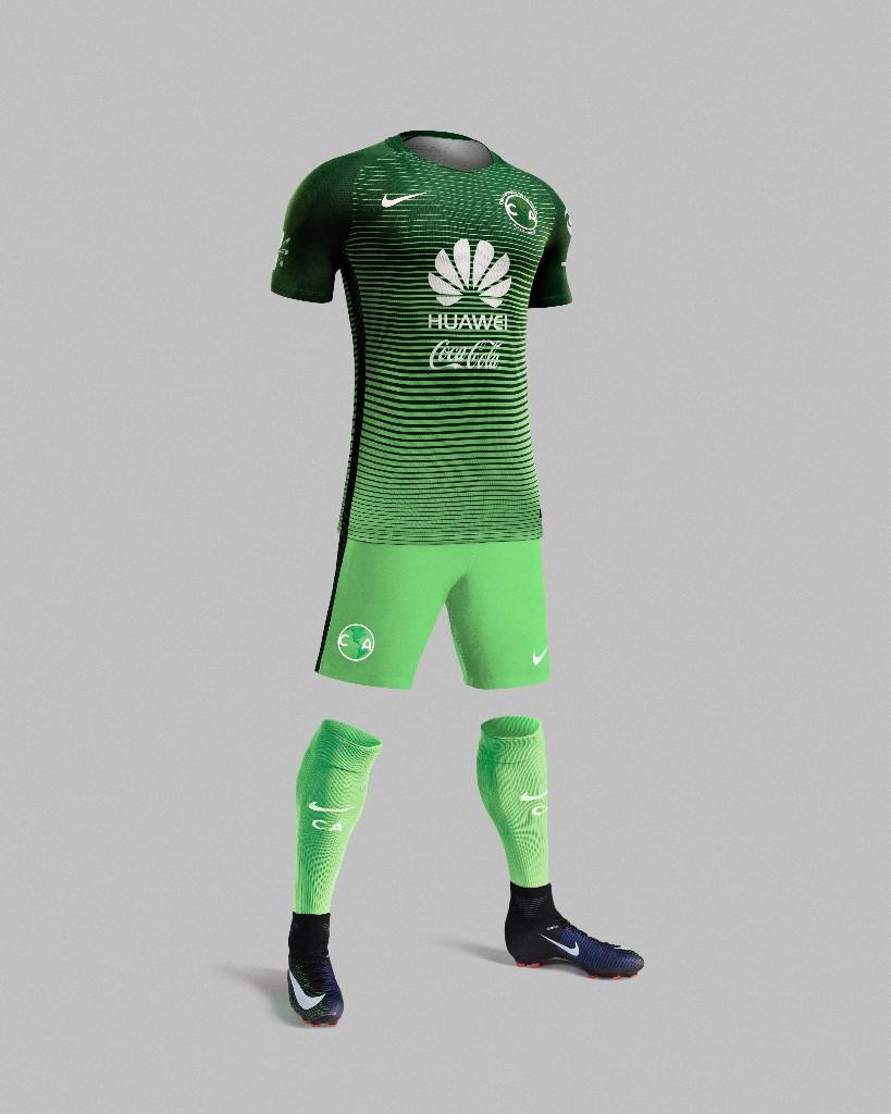 Playera del América 2017