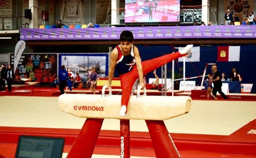 Carlos Antelm deportista más destacado de Valencia 2016