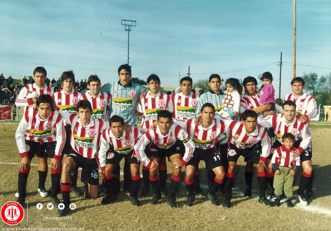 Alumni Campeón LVF 2003