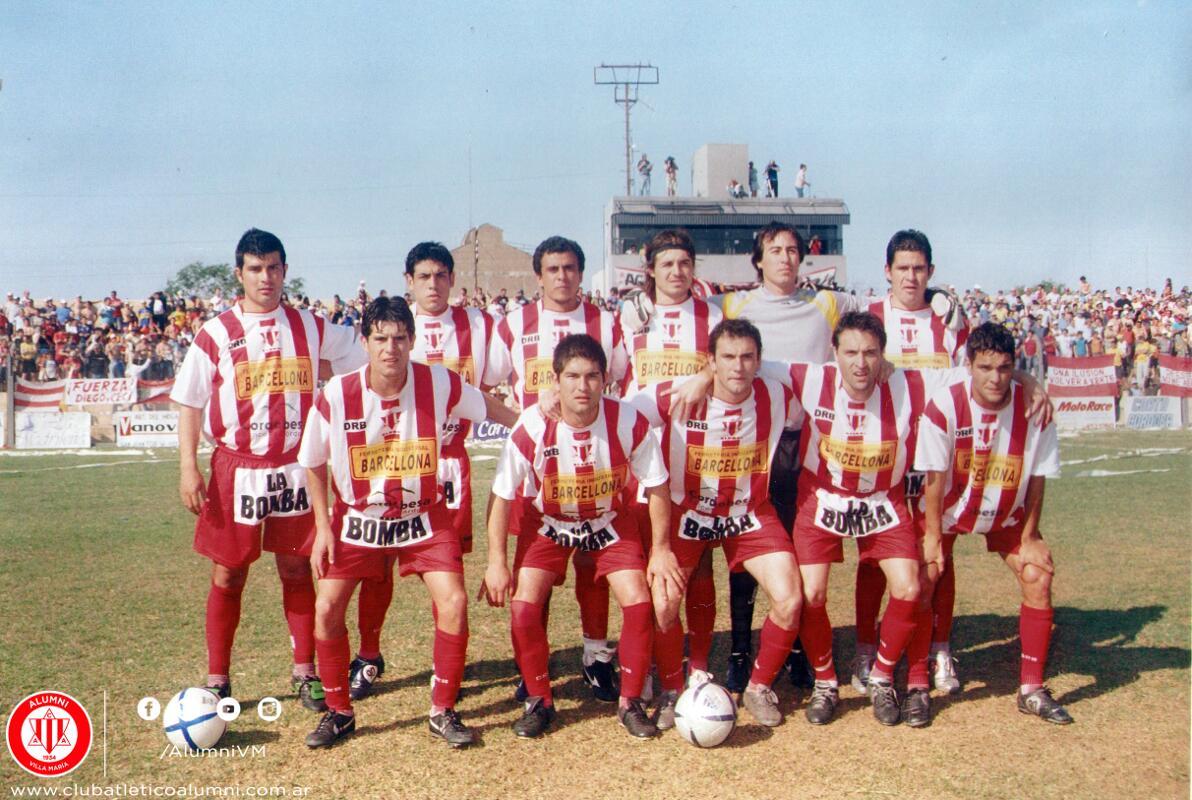 Ascenso Argentino A en Cancha de Gral. Paz Juniors