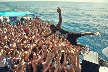Hideout Festival objavio listu izvodjača žurki na brodu
