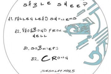 Sable Sheep - Vagabond from Hell