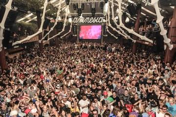 Objavljen line up žurke zatvaranja kluba Amnesia Ibiza
