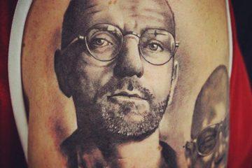 Tehno na telu - Tetovaža kao životni saputnik