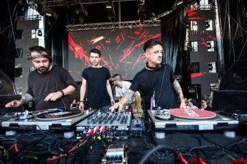 Pogledajte nastup Teenage Techno Punks sa Exit Festivala