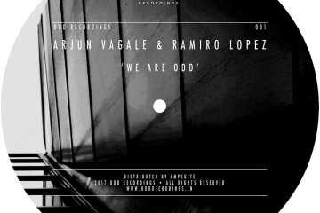 Arjun Vagale & Ramiro Lopez - We Are Odd [Odd Recordings]