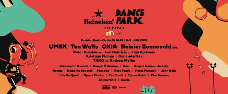 Vodimo vas na Dance Park Festival