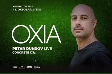Oxia 12. Oktobra na Green Love Festivalu