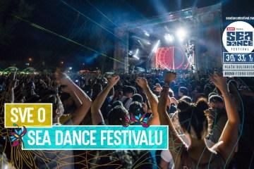 Sutra počinje Sea Dance Festival, evo šta treba da znate