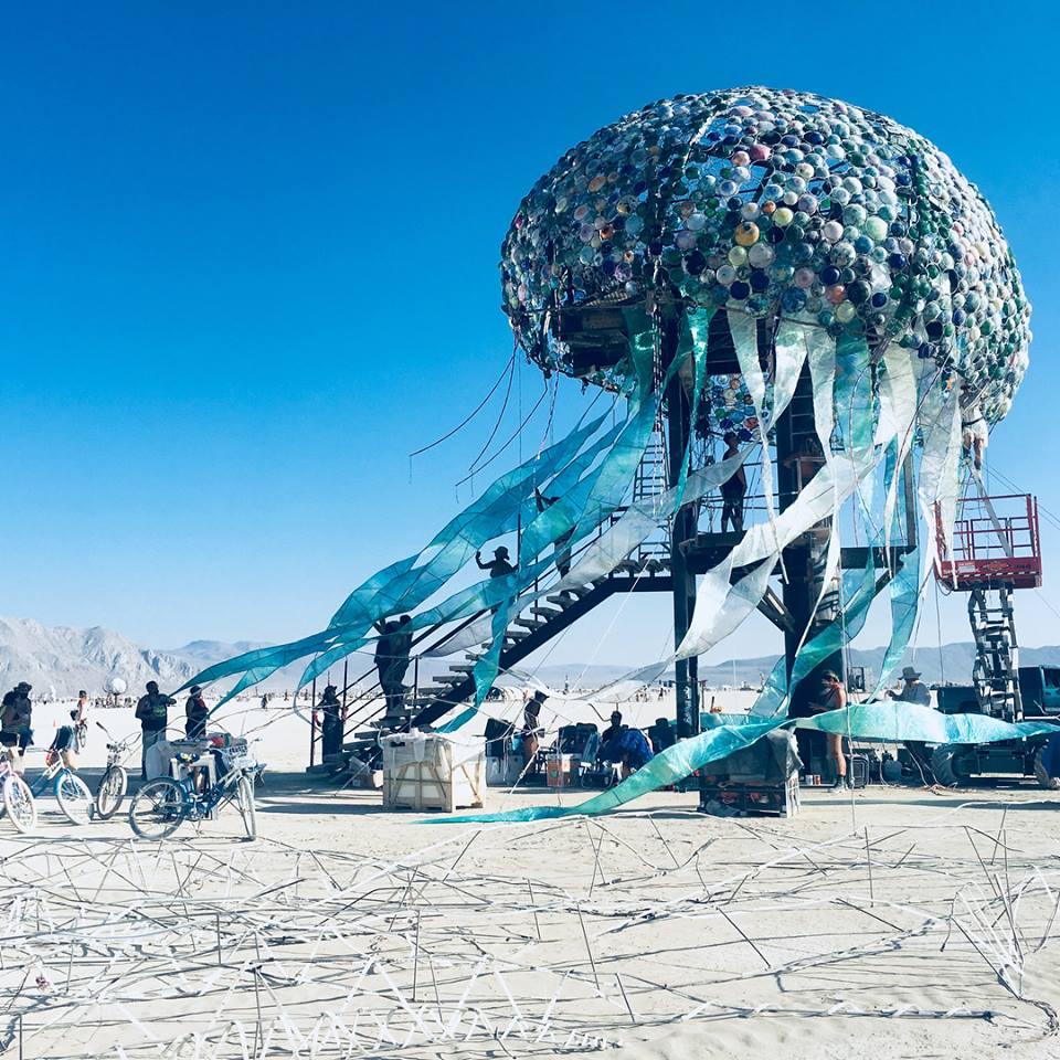 Fotografije koje su obeležile ovogodišnji Burning Man
