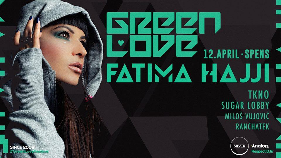 Velika proslava 10. rođendana Green Love festivala ovog petka, 15. februara na Spensu