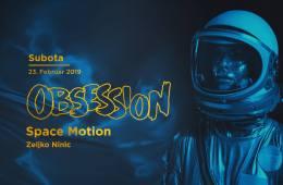 Obsession spektakl 23. februara u Kafematu