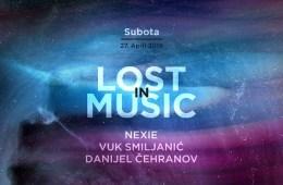 Lost in Music 27. aprila u Kafematu
