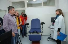 """Humanitarna akcija """"Asovi za decu Zapadne Srbije"""" donela bolnici u Užicu novi ultrazvučni aparat"""