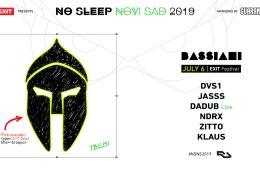 Na kultnu Exitovu No Sleep binu stižu moćni techno klub Bassiani i legendarni DVS1!