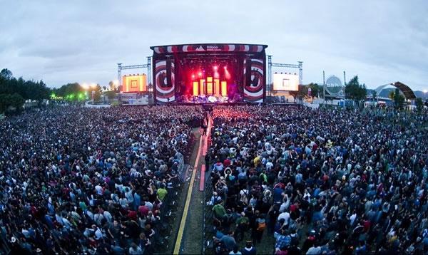 Resultado de imagen de Bilbao BBK Live