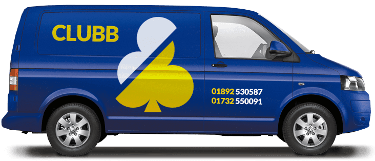 Tunbridge Locksmith Van Sideways