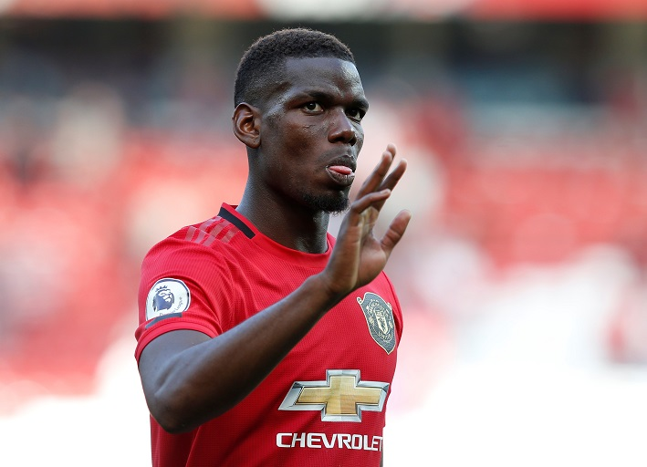 Image result for paul pogba 19/20