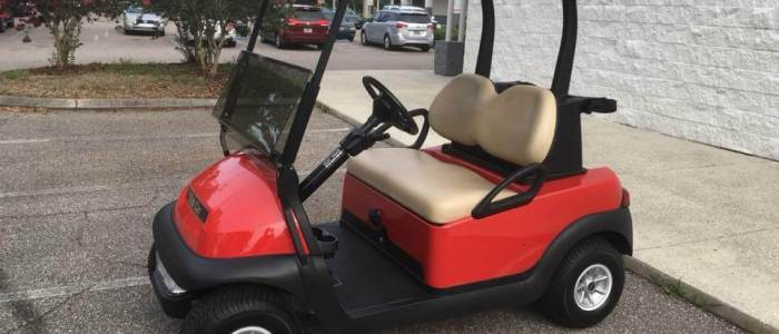 red precedent 2014 driver 700x300 - Sold Cart Gallery