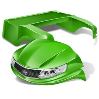 phoenix green - Custom Makeover for your Club Car Precedent