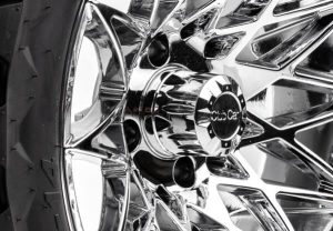 Athena 14 inch wheels chrome close up 600x415 1 300x208 - ATHENA WHEELS