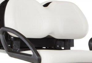 white standard seats 600x415 2 300x208 - ONWARD / PRECEDENT STANDARD GOLF CART SEATS