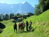 Sortie à Grindelwald - BI / D. Hauw