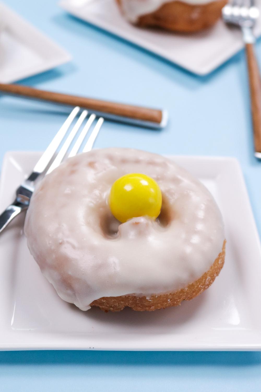DIY Fried Egg Donuts | Club Crafted