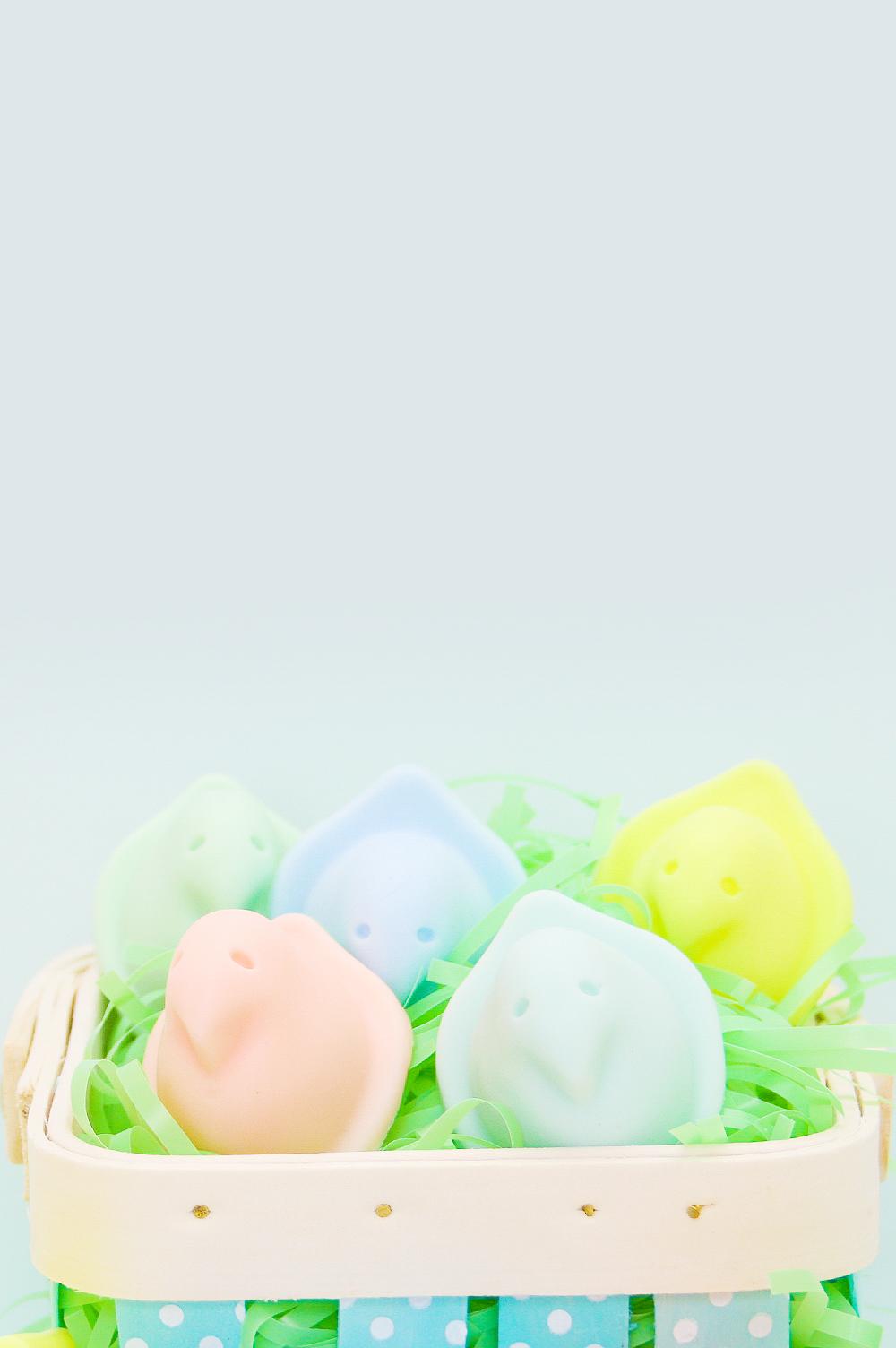 DIY Peeps Soap   Club Crafted